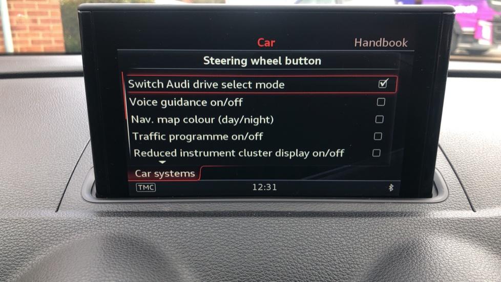 Audi RS3 2.5 TFSI RS 3 Quattro S 7 Speed Auto, 362bhp, Nav, Bang & Olufsen, Rear Sensors, Heated Seats image 36