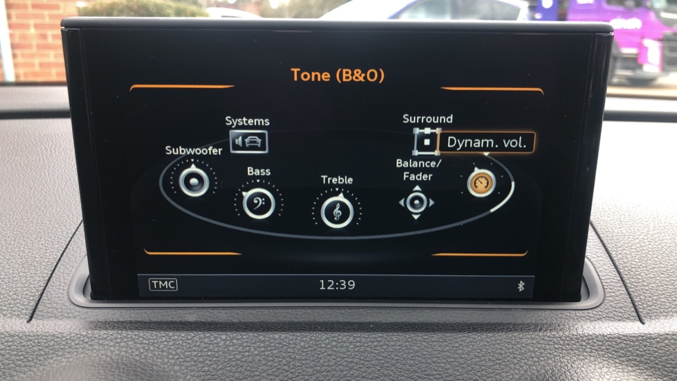 Audi RS3 2.5 TFSI RS 3 Quattro S 7 Speed Auto, 362bhp, Nav, Bang & Olufsen, Rear Sensors, Heated Seats image 37