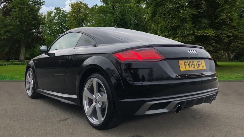 Audi TT Coupe 40 TFSI S Line 2dr Auto, Heated Seats, Virtual Drivers Cockpit, Nav, Wireless Phone Charging image 2