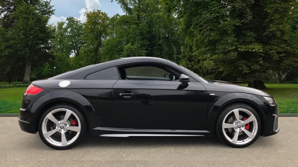 Audi TT Coupe 40 TFSI S Line 2dr Auto, Heated Seats, Virtual Drivers Cockpit, Nav, Wireless Phone Charging image 4