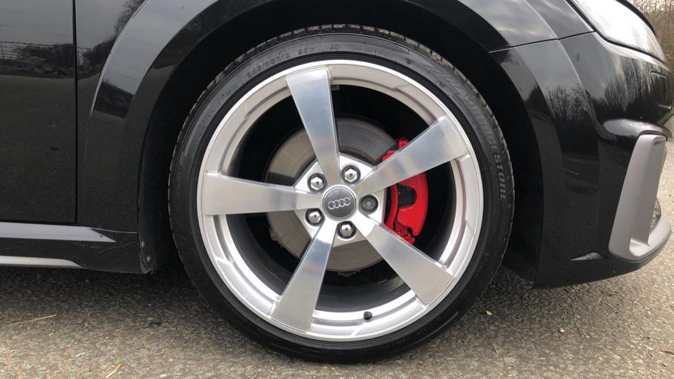 Audi TT Coupe 40 TFSI S Line 2dr Auto, Heated Seats, Virtual Drivers Cockpit, Nav, Wireless Phone Charging image 5