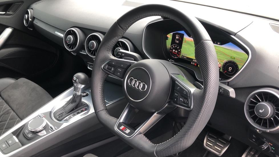 Audi TT Coupe 40 TFSI S Line 2dr Auto, Heated Seats, Virtual Drivers Cockpit, Nav, Wireless Phone Charging image 6