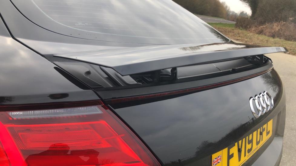Audi TT Coupe 40 TFSI S Line 2dr Auto, Heated Seats, Virtual Drivers Cockpit, Nav, Wireless Phone Charging image 22