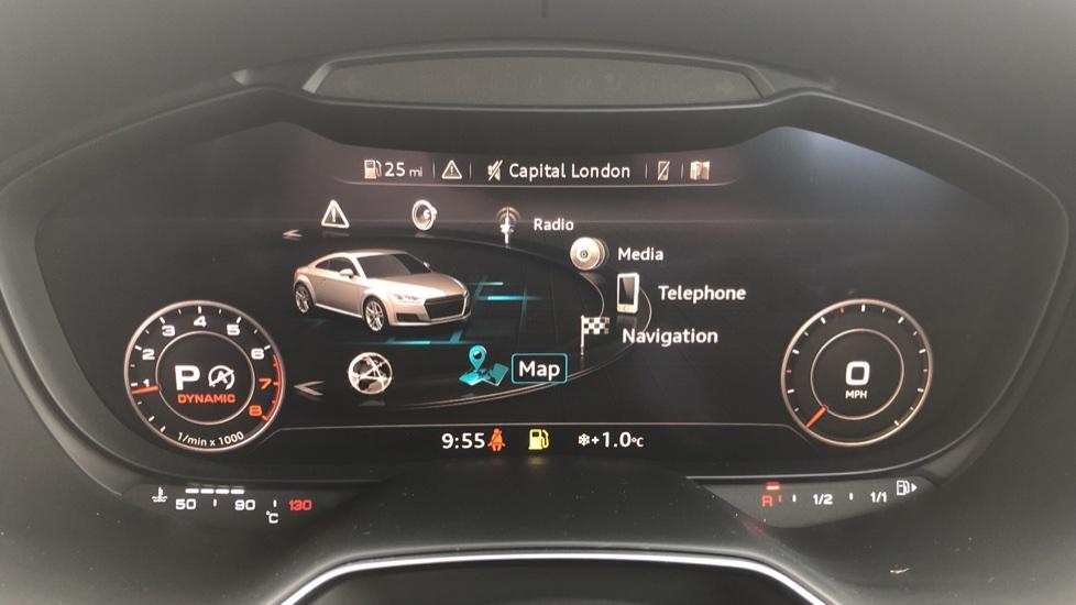 Audi TT Coupe 40 TFSI S Line 2dr Auto, Heated Seats, Virtual Drivers Cockpit, Nav, Wireless Phone Charging image 33
