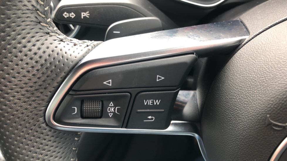 Audi TT Coupe 40 TFSI S Line 2dr Auto, Heated Seats, Virtual Drivers Cockpit, Nav, Wireless Phone Charging image 40