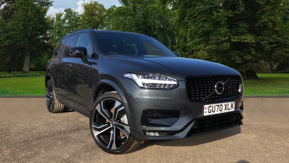 Volvo XC90 XC90 B5P Mild Hybrid AWD R Design Pro Auto, Lounge, Climate & Driver Assist Packs, Sunroof, BLIS 2.0 Petrol/Electric Automatic 5 door 4x4 (2021) image