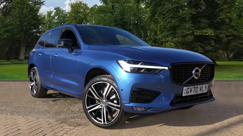 Volvo XC60 B5P Mild Hybrid R Design Pro Auto, Lounge Pack, Sunroof, 360 Camera, Wireless Phone Charging 2.0 Petrol/Electric Automatic 5 door Estate (2021)