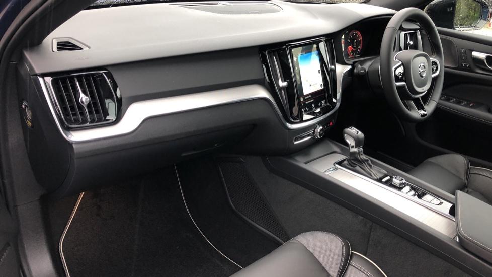 Volvo S60 T5 R Design Plus Auto, Xenium, Winter & Convenience Packs, Adaptive Cruise, Sunroof, HK Audio image 15