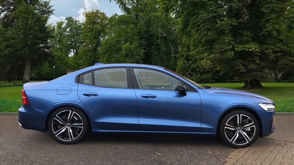Volvo S60 T5 R Design Plus Auto, Xenium, Winter & Convenience Packs, Adaptive Cruise, Sunroof, HK Audio image 2