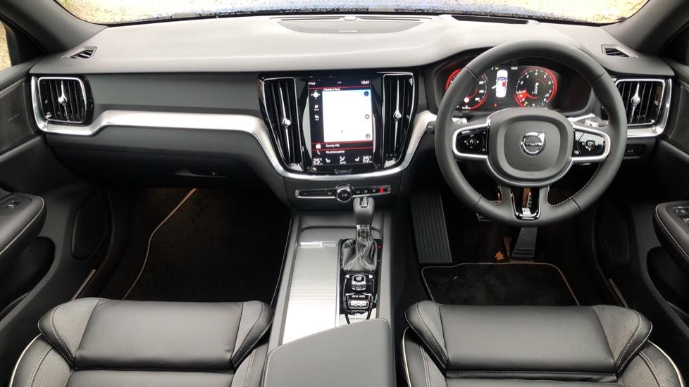 Volvo S60 T5 R Design Plus Auto, Xenium, Winter & Convenience Packs, Adaptive Cruise, Sunroof, HK Audio image 14