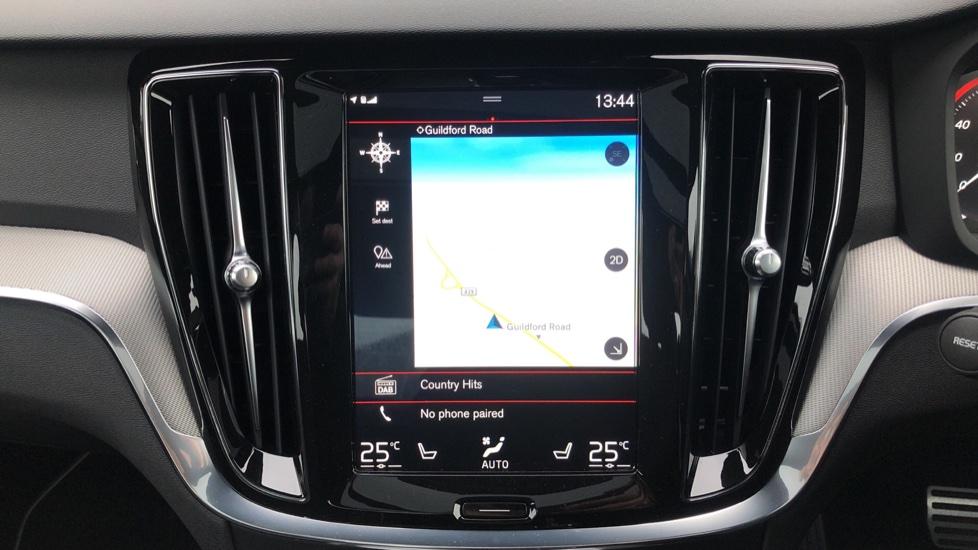 Volvo S60 T5 R Design Plus Auto, Xenium, Winter & Convenience Packs, Adaptive Cruise, Sunroof, HK Audio image 6