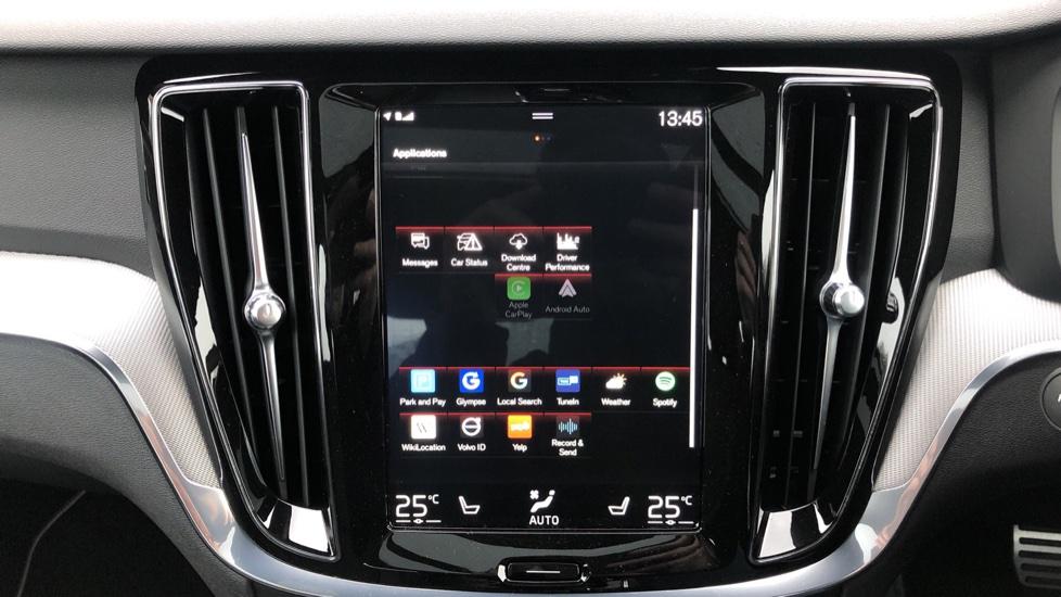 Volvo S60 T5 R Design Plus Auto, Xenium, Winter & Convenience Packs, Adaptive Cruise, Sunroof, HK Audio image 29