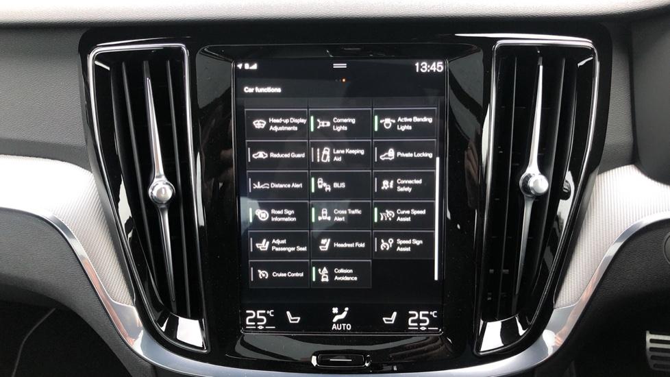 Volvo S60 T5 R Design Plus Auto, Xenium, Winter & Convenience Packs, Adaptive Cruise, Sunroof, HK Audio image 31
