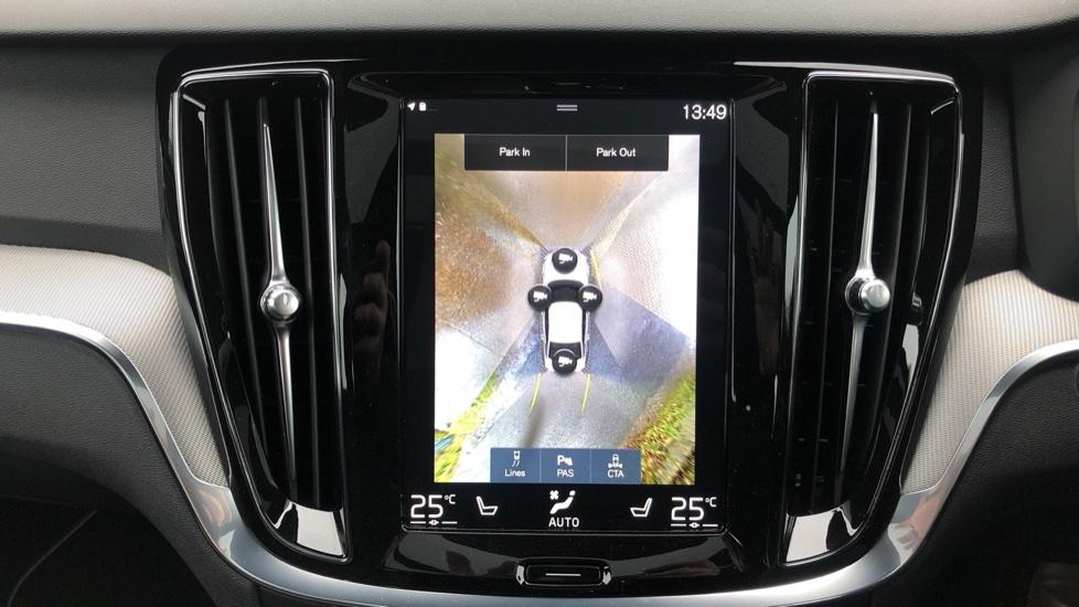 Volvo S60 T5 R Design Plus Auto, Xenium, Winter & Convenience Packs, Adaptive Cruise, Sunroof, HK Audio image 10