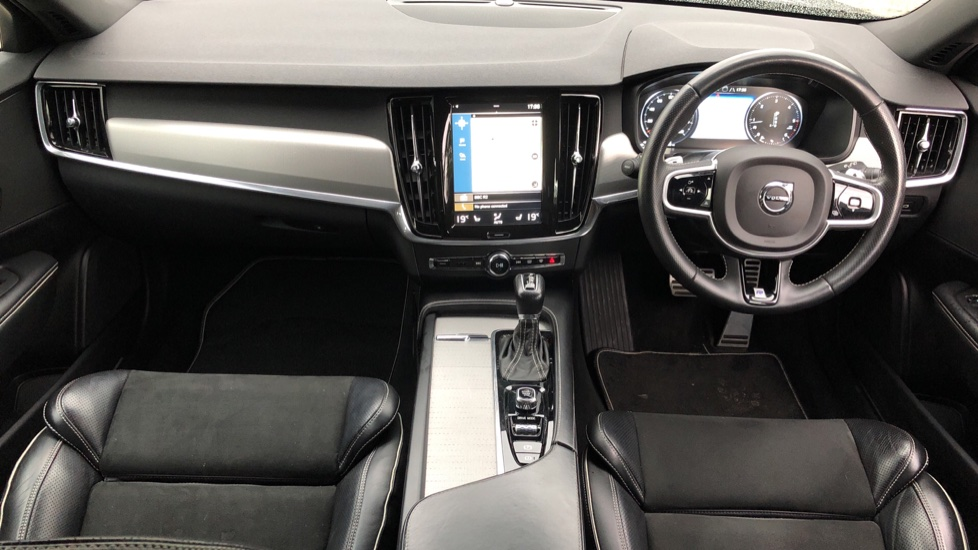 Volvo V90 D5 PowerPulse R Design AWD Auto, Nav, Adaptive Cruise, Front & Rear Sensors, DAB Radio image 7