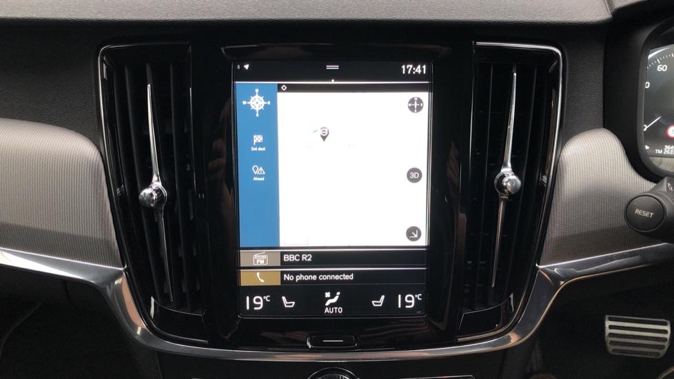 Volvo V90 D5 PowerPulse R Design AWD Auto, Nav, Adaptive Cruise, Front & Rear Sensors, DAB Radio image 5
