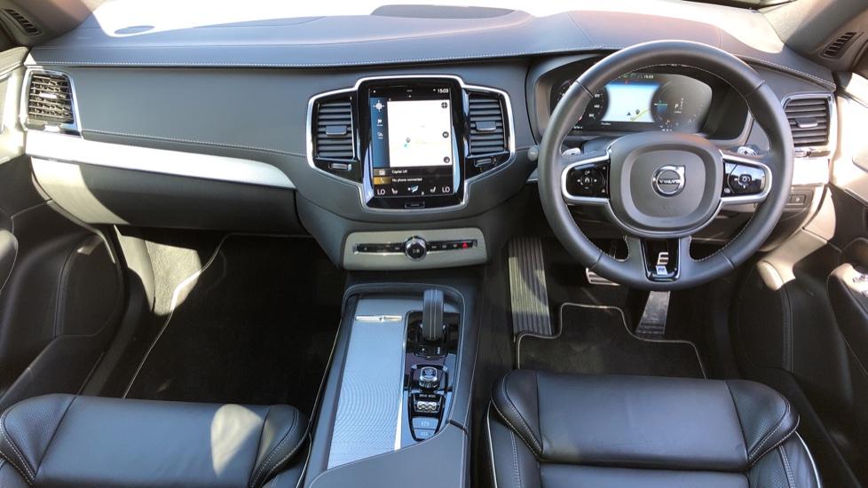 Volvo XC90 T8 Hybrid R Design Pro AWD Auto, 360 Camera, Panoramic Roof, F & R Park Sensors, Keyless Drive image 9