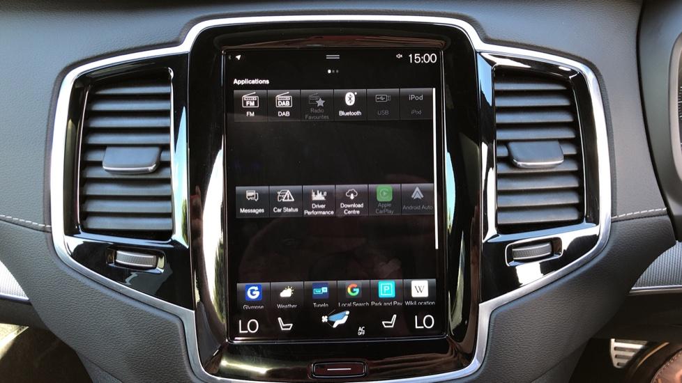Volvo XC90 T8 Hybrid R Design Pro AWD Auto, 360 Camera, Panoramic Roof, F & R Park Sensors, Keyless Drive image 23