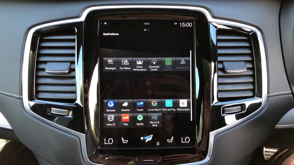 Volvo XC90 T8 Hybrid R Design Pro AWD Auto, 360 Camera, Panoramic Roof, F & R Park Sensors, Keyless Drive image 24