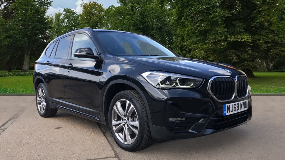 BMW X1 sDrive 18i Sport 5dr Auto, Satellite Navigation, Parking Sensors, Bluetooth, Cruise Control 1.5 Automatic Estate (2019)