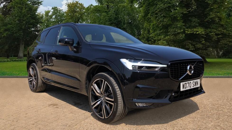 Volvo XC60 B4D Mild Hybrid R Design Pro AWD Auto, Sunroof, 360 Camera, Memory Seats, BLIS, Heated Screen 2.0 Diesel/Electric Automatic 5 door 4x4 (2021) image