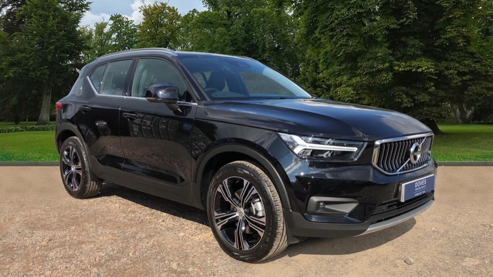 Volvo XC40 B4P Mild Hybrid Inscription Pro AWD Auto, Nav, Rr Cam & Sensors, Heated Screen, Active Bend Lights 2.0 Automatic 5 door 4x4 (2020)