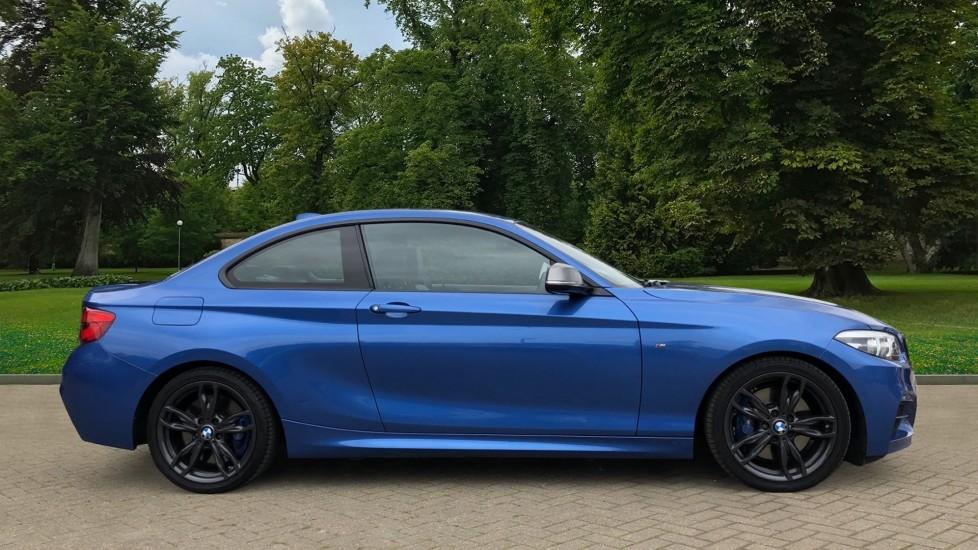 BMW 2 Series M240i 3.0 335hp Auto with Rear Park Sens, Bluetooth, DAB Radio, Keyless Drive 7 Gear Shift Paddles image 2