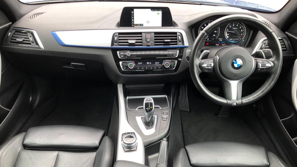 BMW 2 Series M240i 3.0 335hp Auto with Rear Park Sens, Bluetooth, DAB Radio, Keyless Drive 7 Gear Shift Paddles image 8