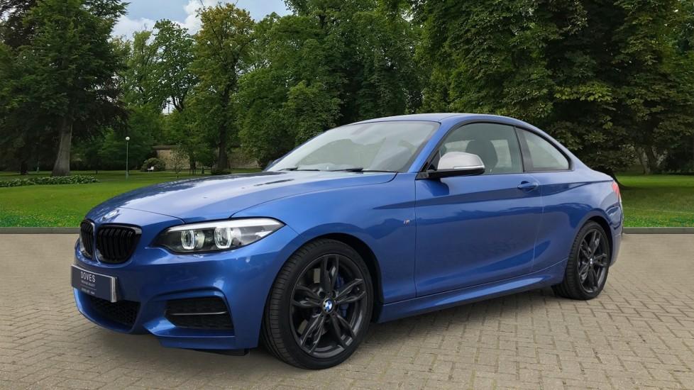 BMW 2 Series M240i 3.0 335hp Auto with Rear Park Sens, Bluetooth, DAB Radio, Keyless Drive 7 Gear Shift Paddles image 4