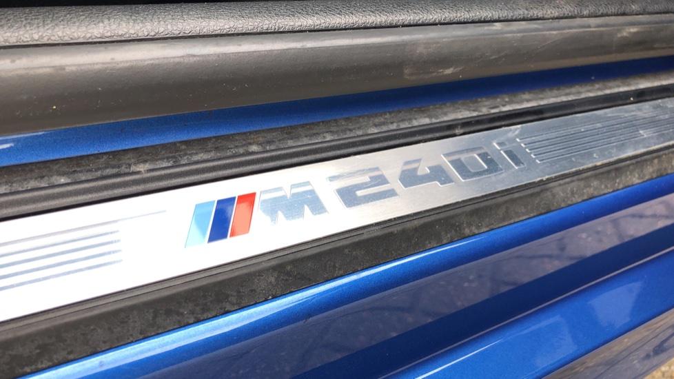 BMW 2 Series M240i 3.0 335hp Auto with Rear Park Sens, Bluetooth, DAB Radio, Keyless Drive 7 Gear Shift Paddles image 45