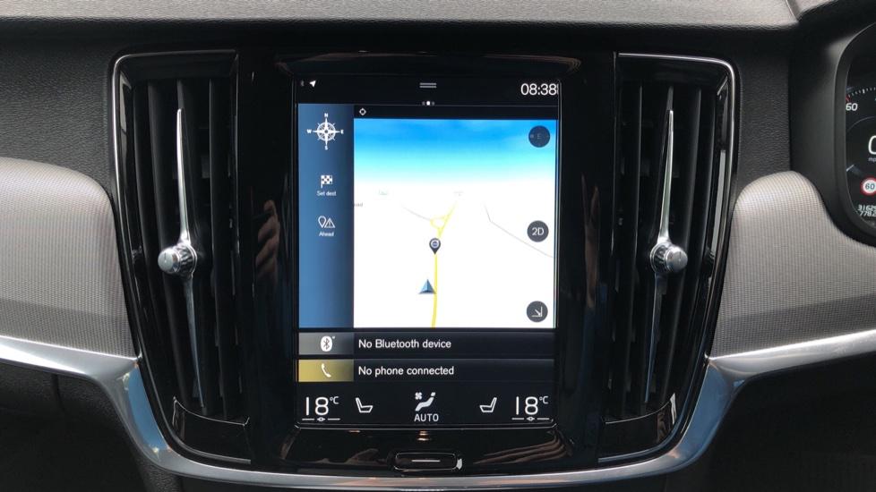 Volvo S90 D4 Inscription Auto, Nav, Heated Screen & Steering Wheel, DAB, CarPlay, R. Camera, Keyless Drive image 5