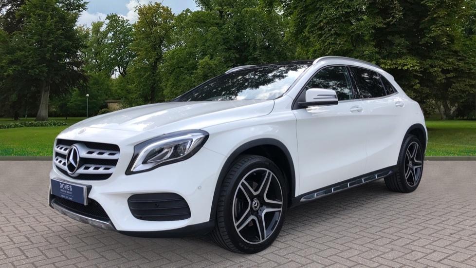 Mercedes-Benz GLA-Class GLA 250 4Matic AMG Line Premium Plus Auto, Nav, Sunroof, R.Camera, Heated Seats, F & R Sensors image 4