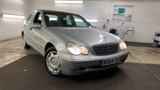 Mercedes C-Class C220 CDI Classic Manual Diesel 4dr Saloon - Cruise Control - Leather Interior - Heated Seats - Auto Lights